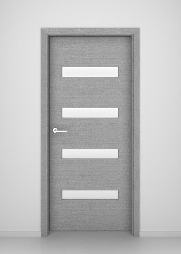 Great Modern Grey Interior Doors Grey Oak Aspen Glass Interior Door In 2020 Doors Interior Oak Interior Doors Glass Doors Interior