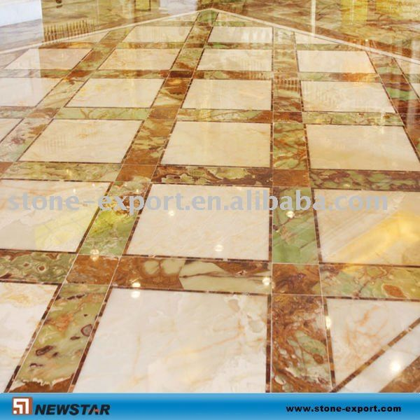 White Onyx Light Green Onyx Flooring Pakistian Green Onyx