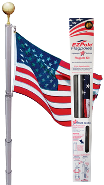 Liberty Telescoping Flagpole Telescoping Flagpole Telescopic Pole American Flag