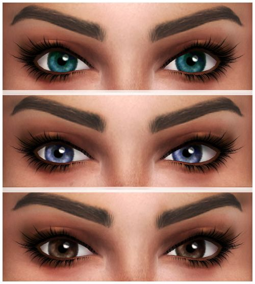 """kenzar-sims: """" Cleo Eyes • 12 swatches • Found in face paint. • Hope you like it ! • Tag me if you use it ! Download eyes(Simfileshare) """""""