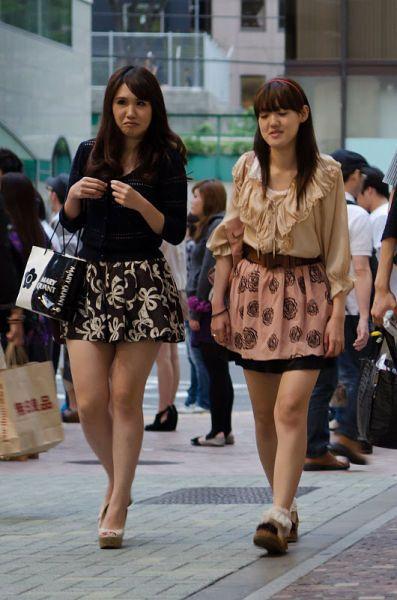 Weird Japanese Girls Fashion Style 13 Bizarre And