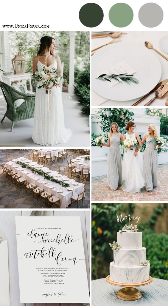 Nature Garden Wedding Theme Shades Of Green Blush White Garden Theme Wedding Wedding Decorations Wedding Colors