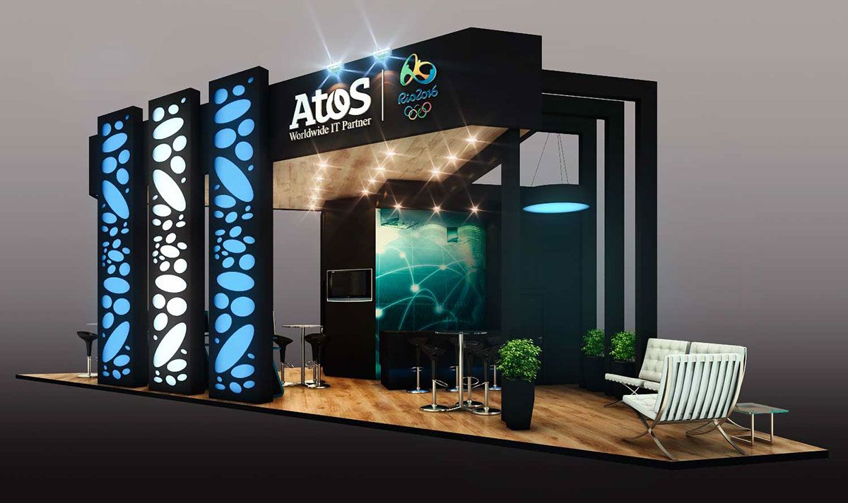Projeto atos on behance stand exhibit pinterest for Arquitectura y diseno stands 8 pdf