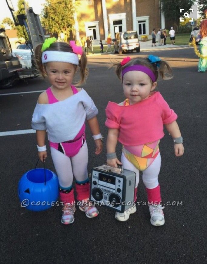 Baby 80s costumes - clearly getting physical.  sc 1 st  Pinterest & Baby 80s costumes - clearly getting physical.... | No Matter Where ...
