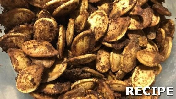 Cajun Spiced Roasted Pumpkin Seeds Recipe Recipe : #Cajun #Spiced #Roasted #Pumpkin A hint of Cajun seasoning spices up these savory pumpkin seeds. Wash away as much pulp as possible from your seeds and dry them beforehand. Recipe is easily doubled or tripled. #recipe #roastedpumpkinseeds Cajun Spiced Roasted Pumpkin Seeds Recipe Recipe : #Cajun #Spiced #Roasted #Pumpkin A hint of Cajun seasoning spices up these savory pumpkin seeds. Wash away as much pulp as possible from your seeds and dry the #roastedpumpkinseedsrecipe