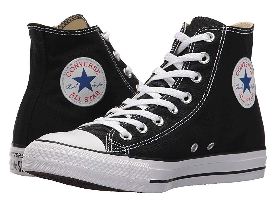 1950's Vintage Converse Shoes Chuck Taylor All Star Black