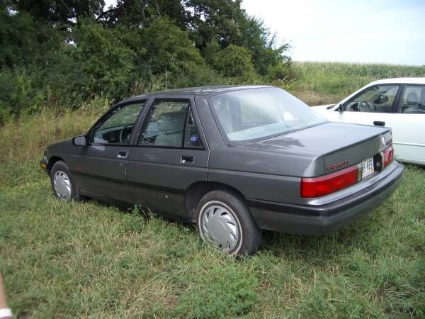 1990 chevy corsica not mine photo of similar car mine had red interior i never loved that. Black Bedroom Furniture Sets. Home Design Ideas