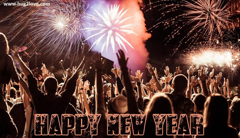 New Year 2018 Party Celebration Image Hd | Happy New Year ...