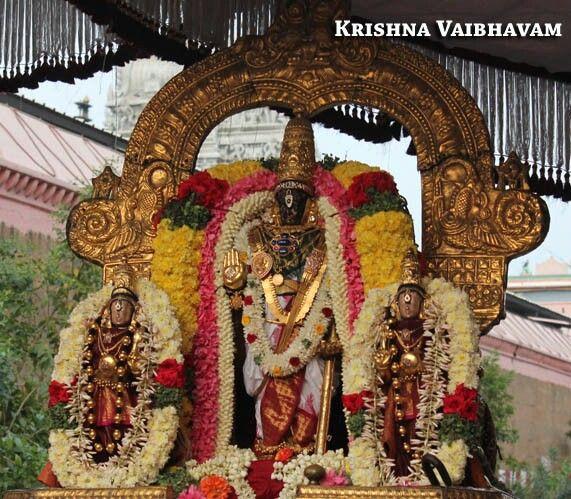Parthasarathy Perumal Rohini Purappadu