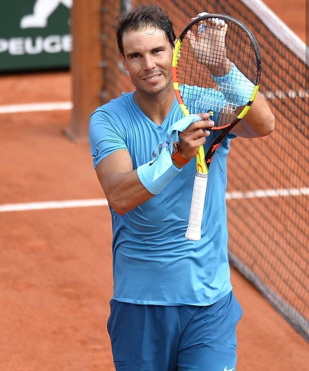 Rafa Nadal Roland Garros 2018 Nadal Tennis Rafa Nadal Play Golf