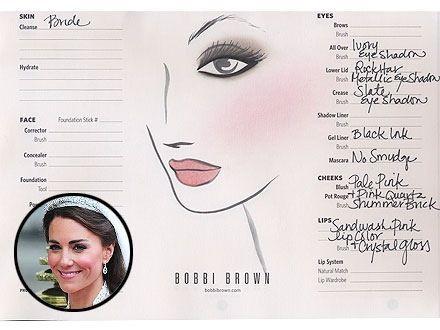Kates Wedding Day Makeup Done By Hannah Martin Of Bobbi Brown