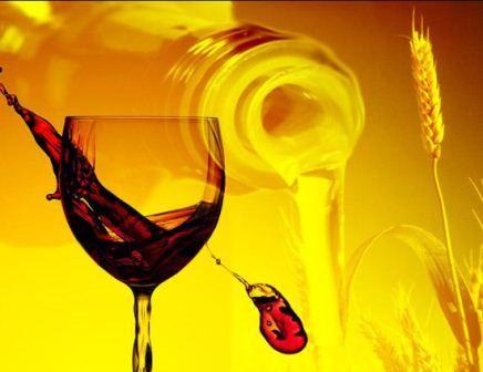 Dimensión,Viscosidad y Efervescencia del Vino