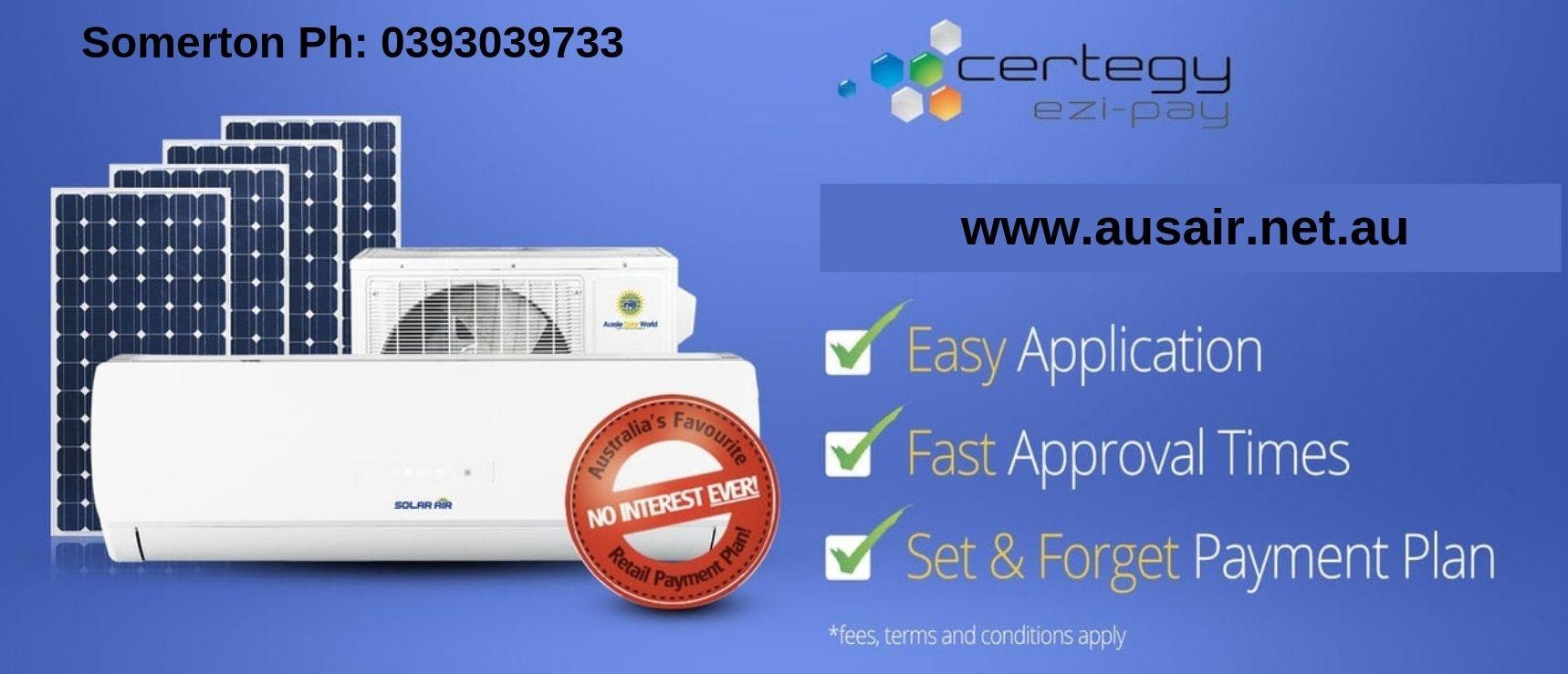 Ausair Originated As Air Conditioner And Home Appliances Services
