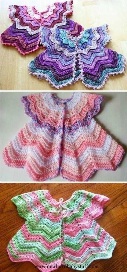 Crochet Baby Dress Crochet Baby Dress Free Baby Crochet Patterns ...