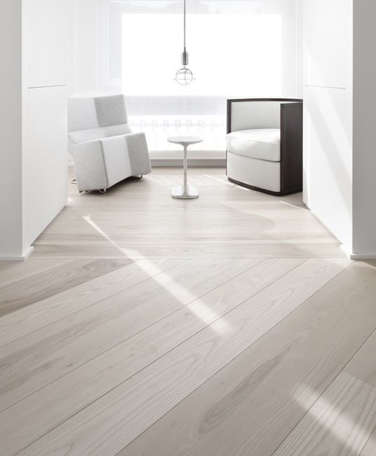 White Washed Engineered Wood Flooring