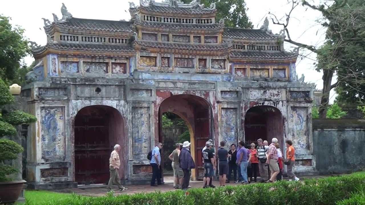 The Citadel And Forbidden Purple City Hue Vietnam With Historical Facts Purple City Historical Facts Vietnam