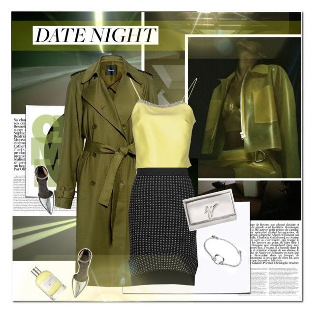 """Night to remember"" by undici ❤ liked on Polyvore featuring Theory, La Camicia Bianca, Jonathan Simkhai, Eddie Borgo, Brunello Cucinelli, Giuseppe Zanotti, Bottega Veneta, DateNight, glam and StreetChic"
