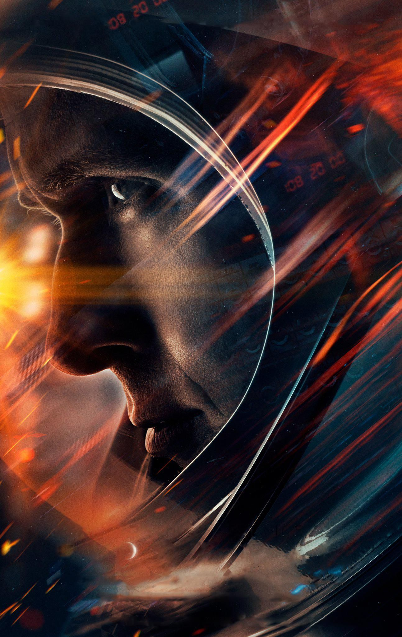 Textless First Man Official Poster Man Movies Movies To