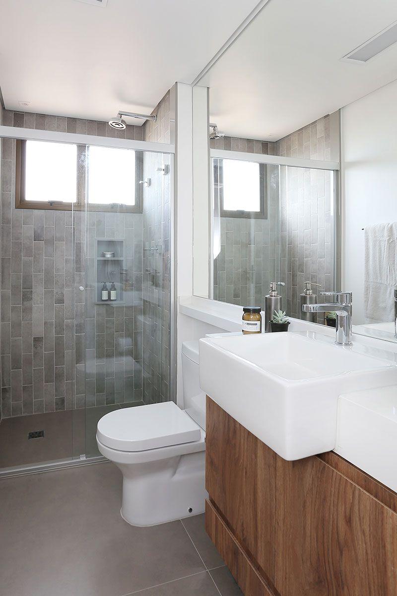 Mais Luz E Ventilacao Natural Revestimento Banheiro Banheiro