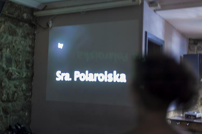Sra. Polaroiska #dantzaedit – Pilota Girls - Arraun. http://www.dantzaedit.liquidmaps.org Foto: Dayana Zaldua.