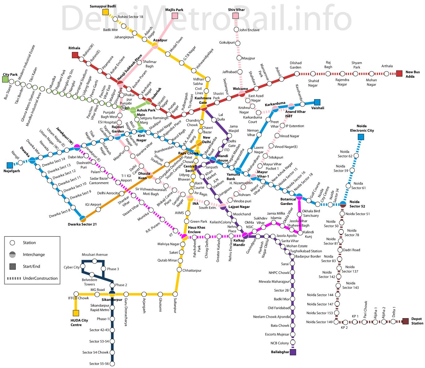 Santiago Subway Map.Pin By Mayank Varshney On Metro Map In 2019 Delhi Metro Map