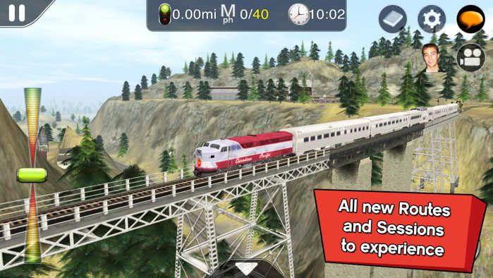Trainz Driver 2 - un joc grozav disponibil la PRET REDUS