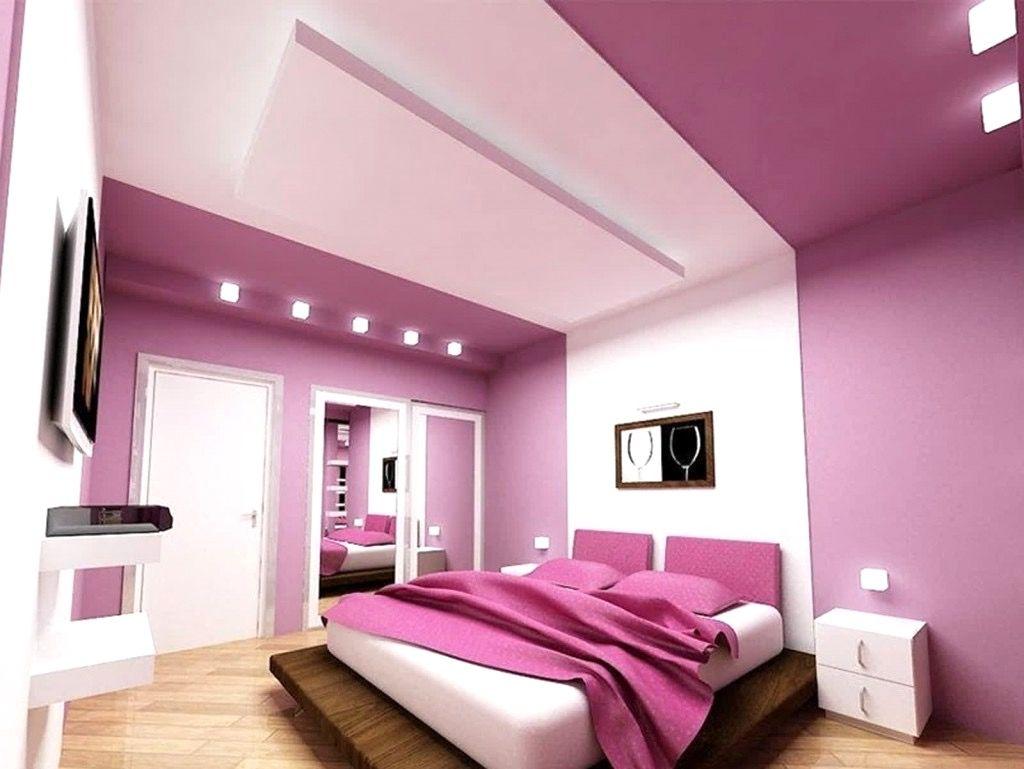 schlafzimmer gestalten in lila in 2020 Purple bedroom