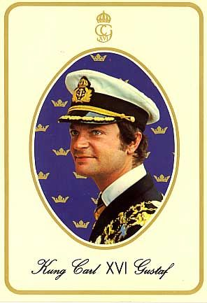 exch_swed (240).jpg - (328) King Carl Gustaf, wedding 1976
