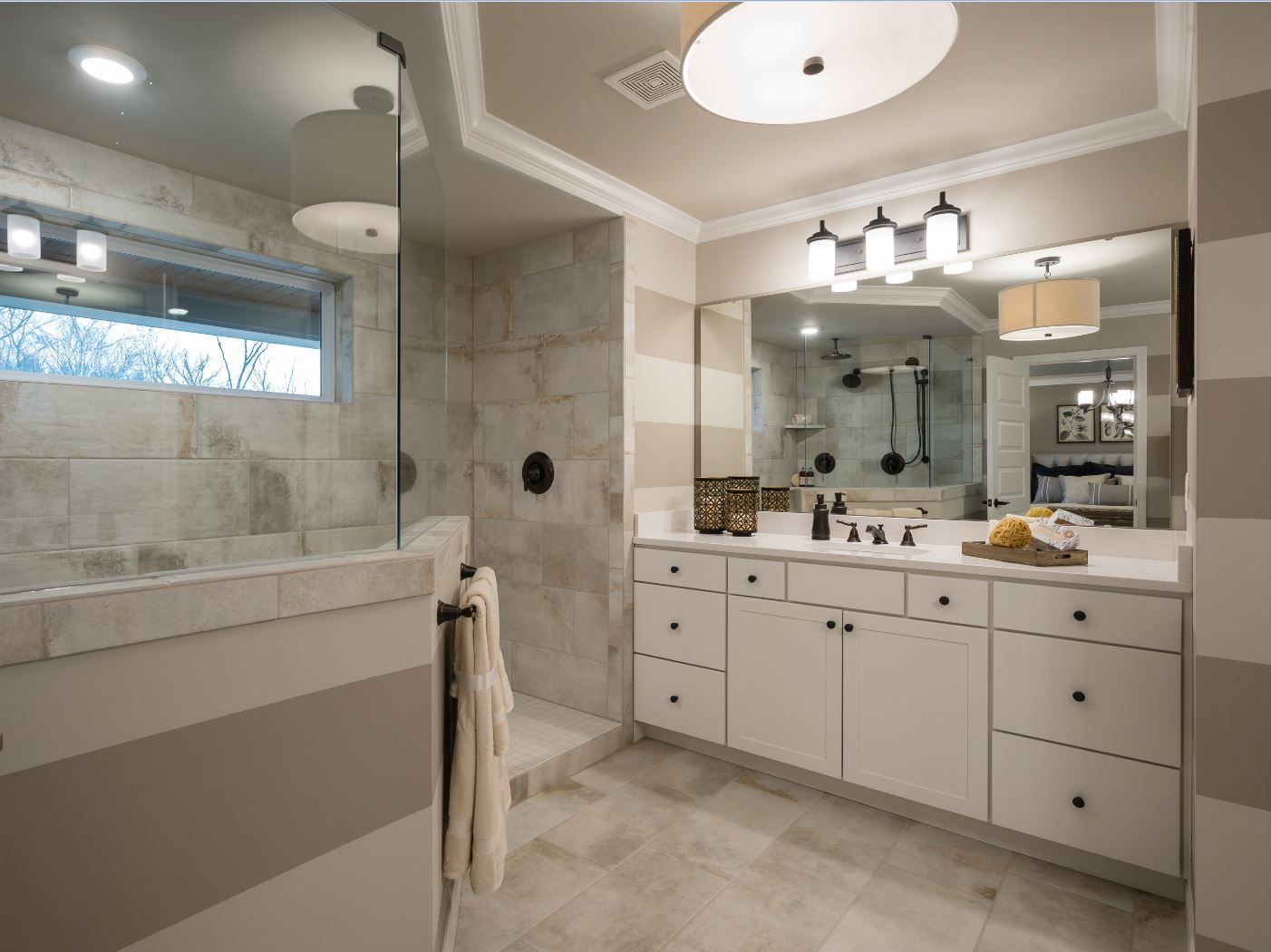 Cotto Contempo Pennsylvania Avenue Cc12 12x24 Floor And Wall Tile Dream Bathroom Flooring New Homes