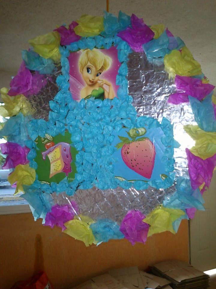piñata de tambor