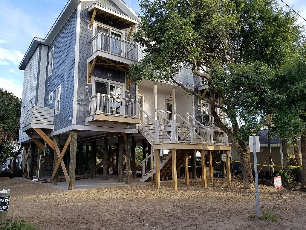 House vacation rental in folly beach south carolina