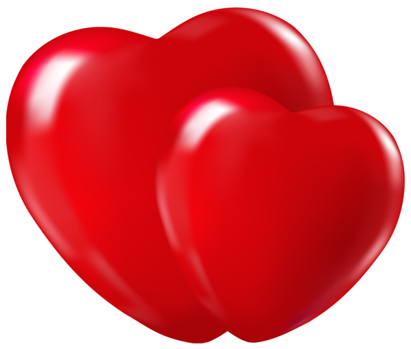 Double Hearts Png Picture Valentines Day Clipart Double Heart Heart Pictures