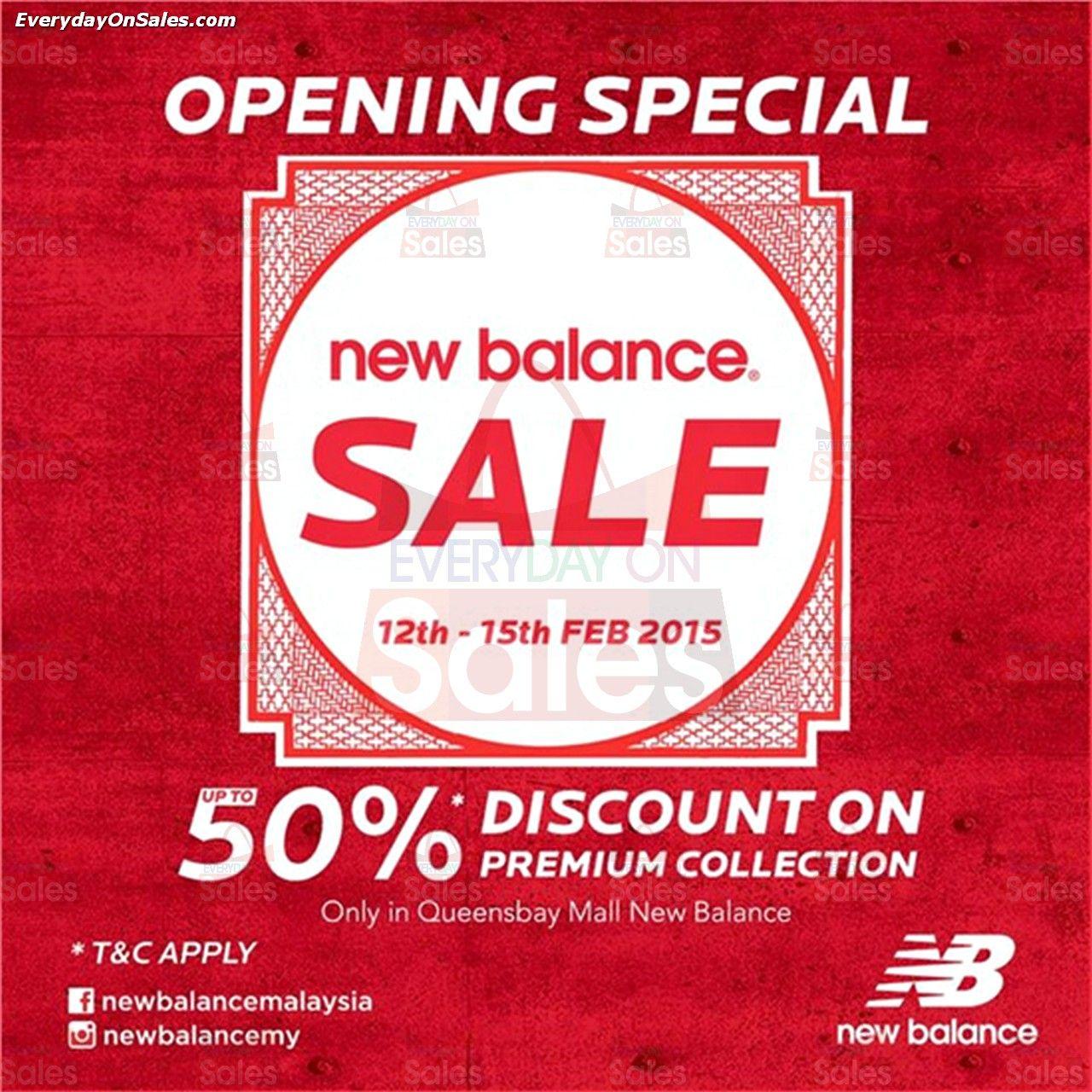 new balance sale malaysia