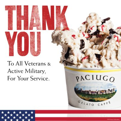 We're Thankful for Memorial Day 2014