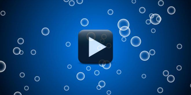 Bubbles Animation Video Background Free Download Motion Graphics
