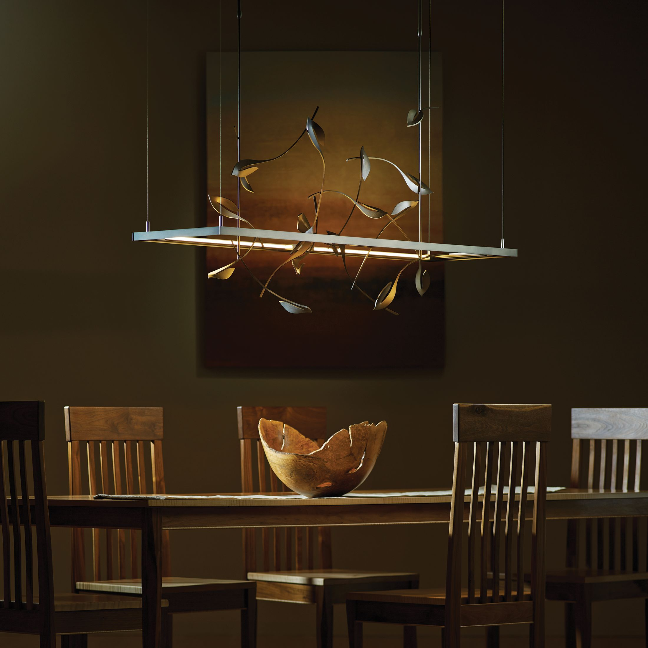 Autumn LED Pendant Hubbardton Forge