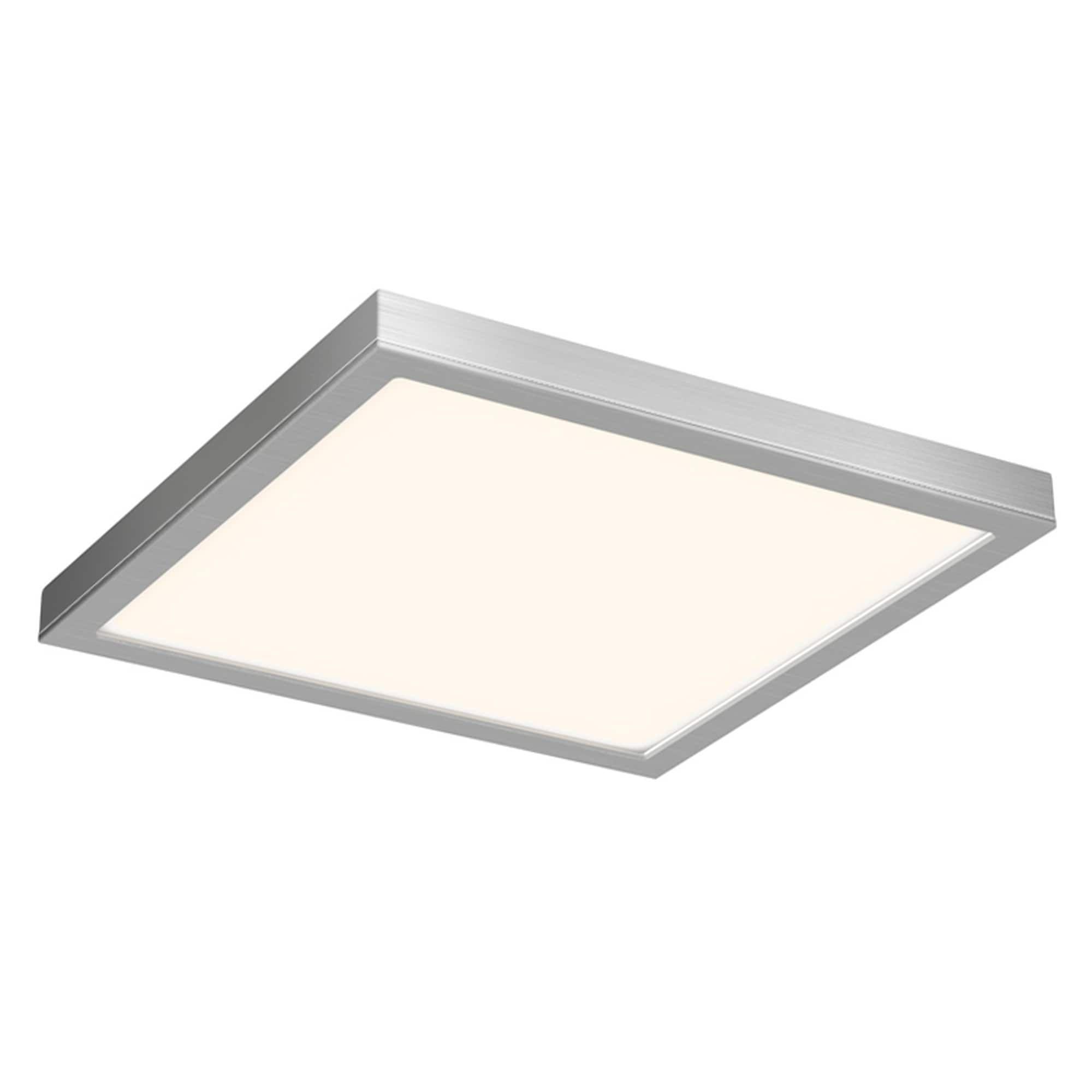Dals Lighting Indoor Outdoor 14 Inch Square Led Flush Mount 14 Quot In 2020 Led Flush Mount Led