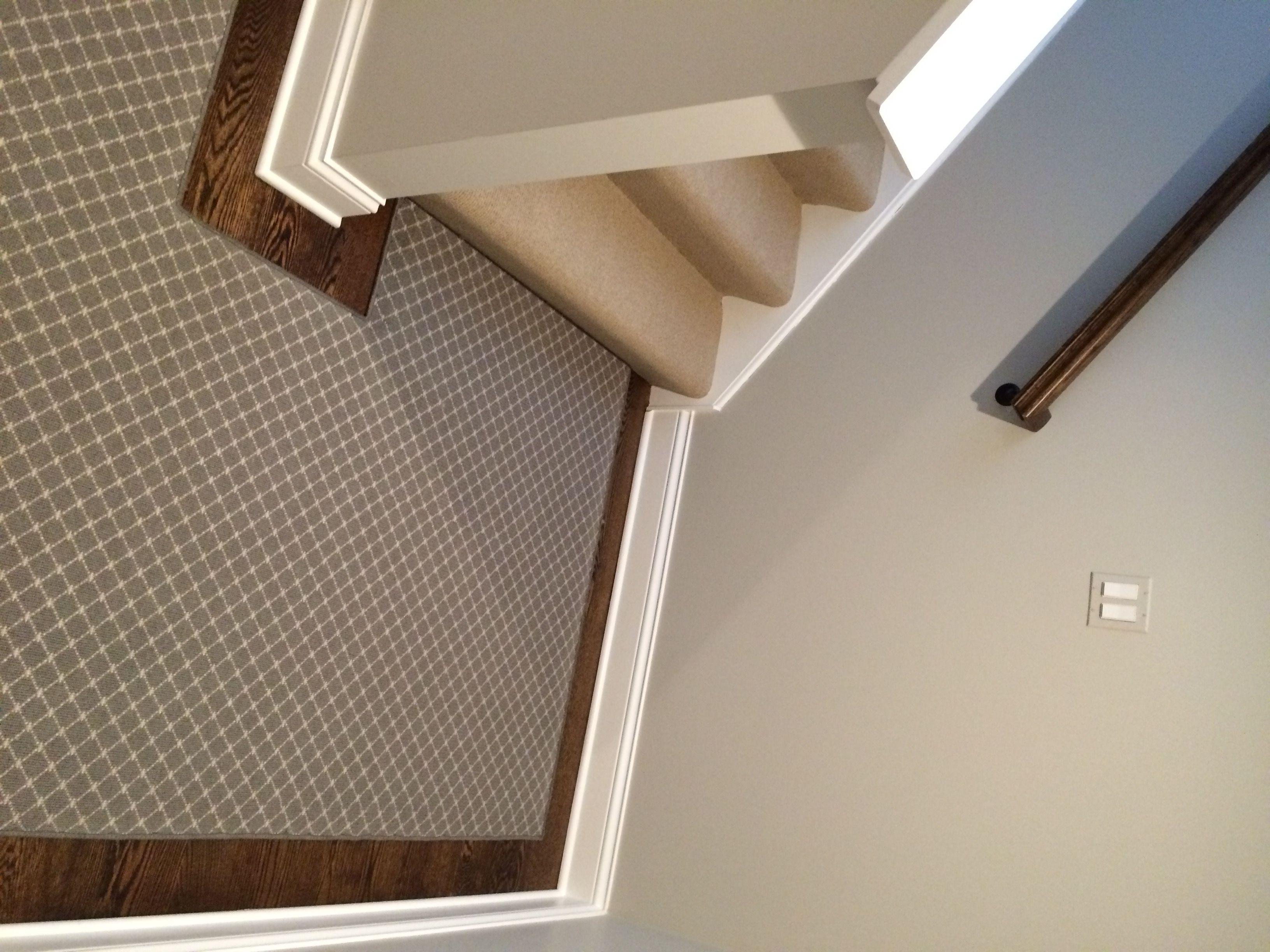 Custom Hallway Runner. Patterned Carpet Hallway Runner. Stantonu0027s Perseus Stair  Carpet. Neutral Carpet