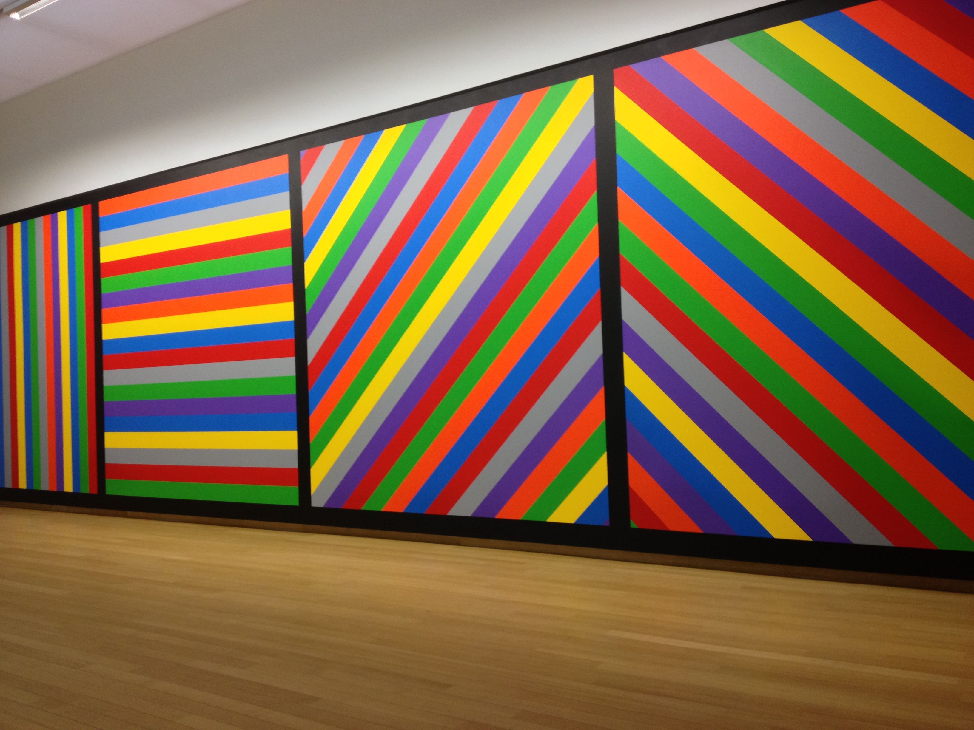 essay on sol lewitt Solomon sol lewitt was the only child of russian jewish parents his family lived in hartford, connecticut until his father, a doctor, died when sol was six years old thereafter, lewitt and his mother, a nurse, lived with his aunt in new britain, connecticut.