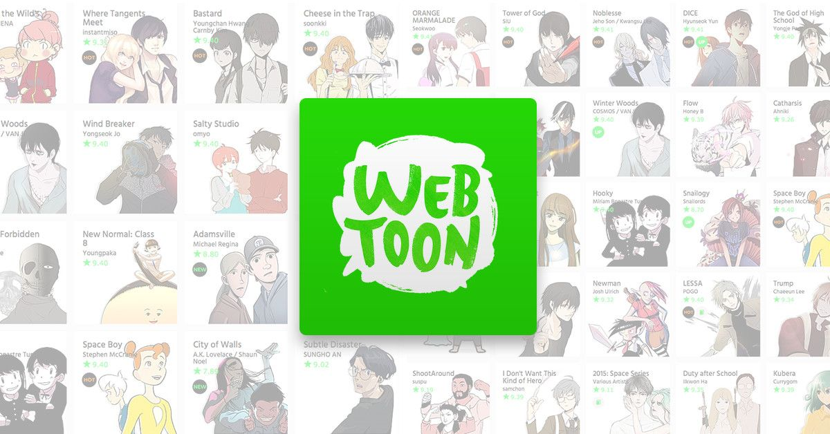 Image result for webtoons logo