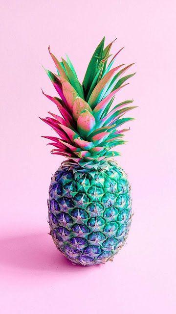 ¿Te gusta la piña?: fondos tropicales para tu celular - KENA