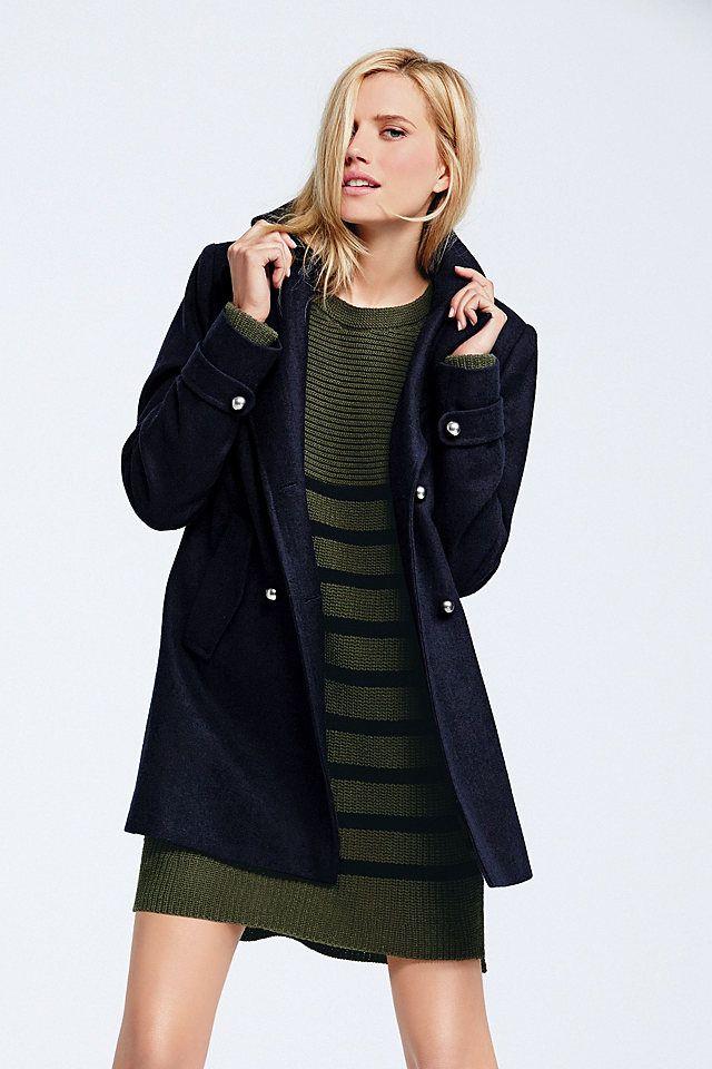 Next Gestreiftes Tunika-Kleid im Universal Online Shop ...