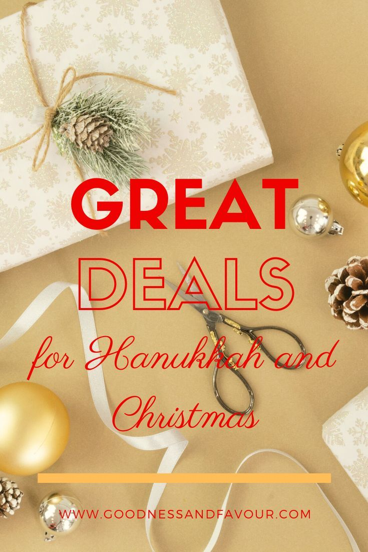 Celebrations! Hanukkah and Christmas are around the corner. Sometimes it is hard to find the perfect gift these days, because there are so many to choose from.  #gifts #greatdeals #giftsforchristmas #giftsforhanukkah