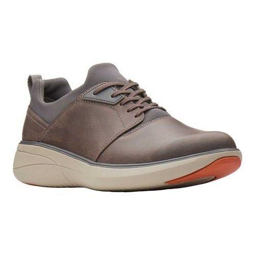 Clarks Mens Un Rise Lo Sneaker