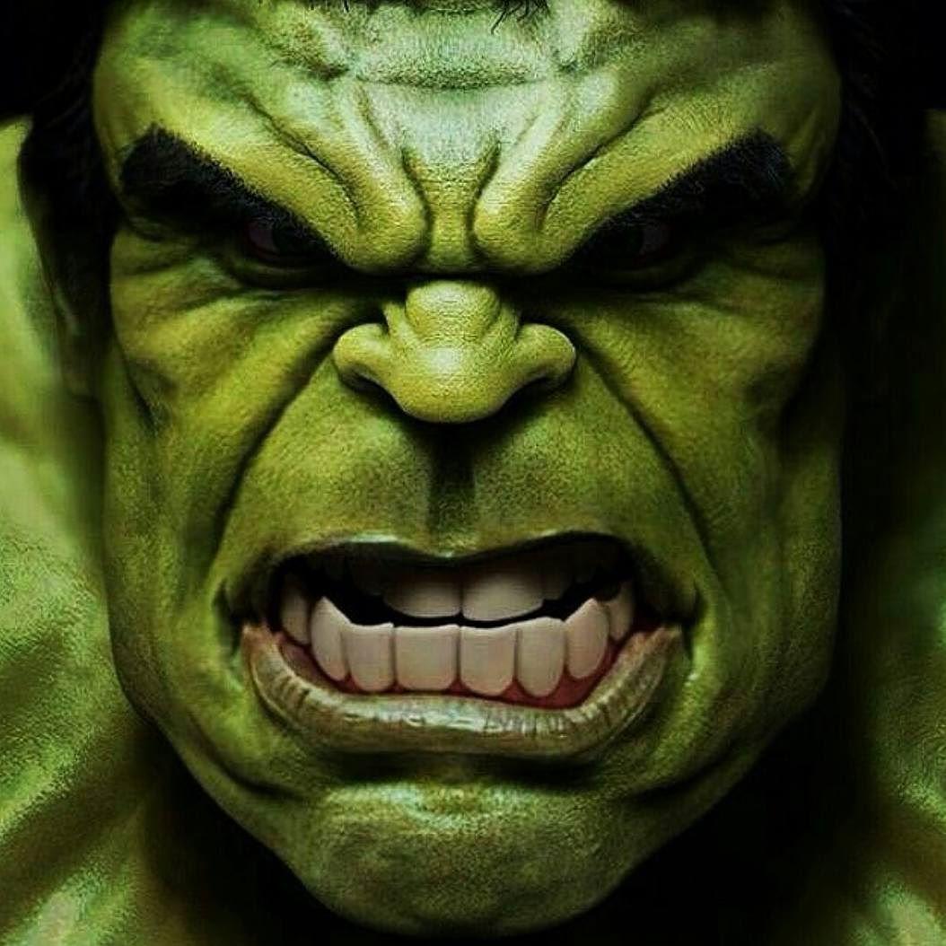 Hulk in The Avengers - The Incredible Hulk Photo (36100707 ...  |Incredible Hulk Face Avengers