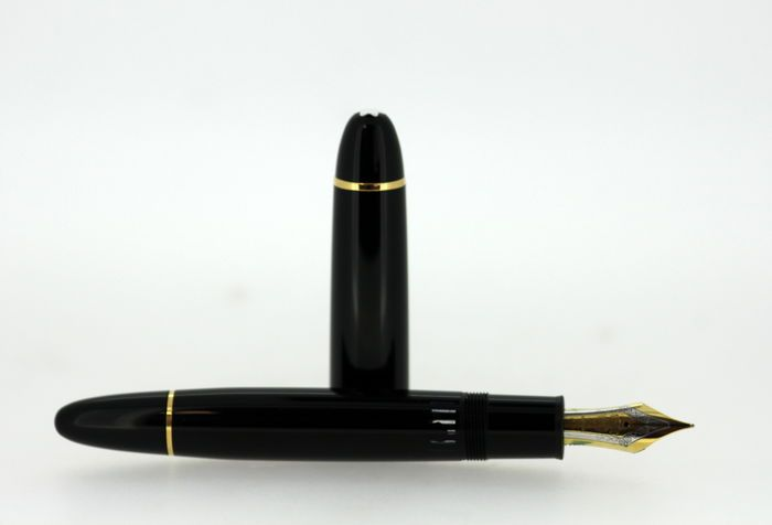 62373fed2bd0 Currently at the  Catawiki auctions  MontBlanc Meisterstuck No 149 18K Gold  Nib Fountain Pen