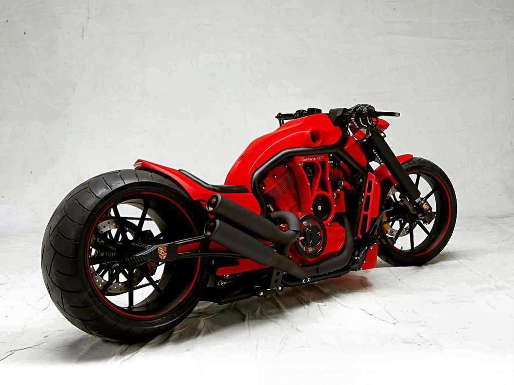 Porsche Custom Motorcycle Motorcycle Wallpaper Super Bikes