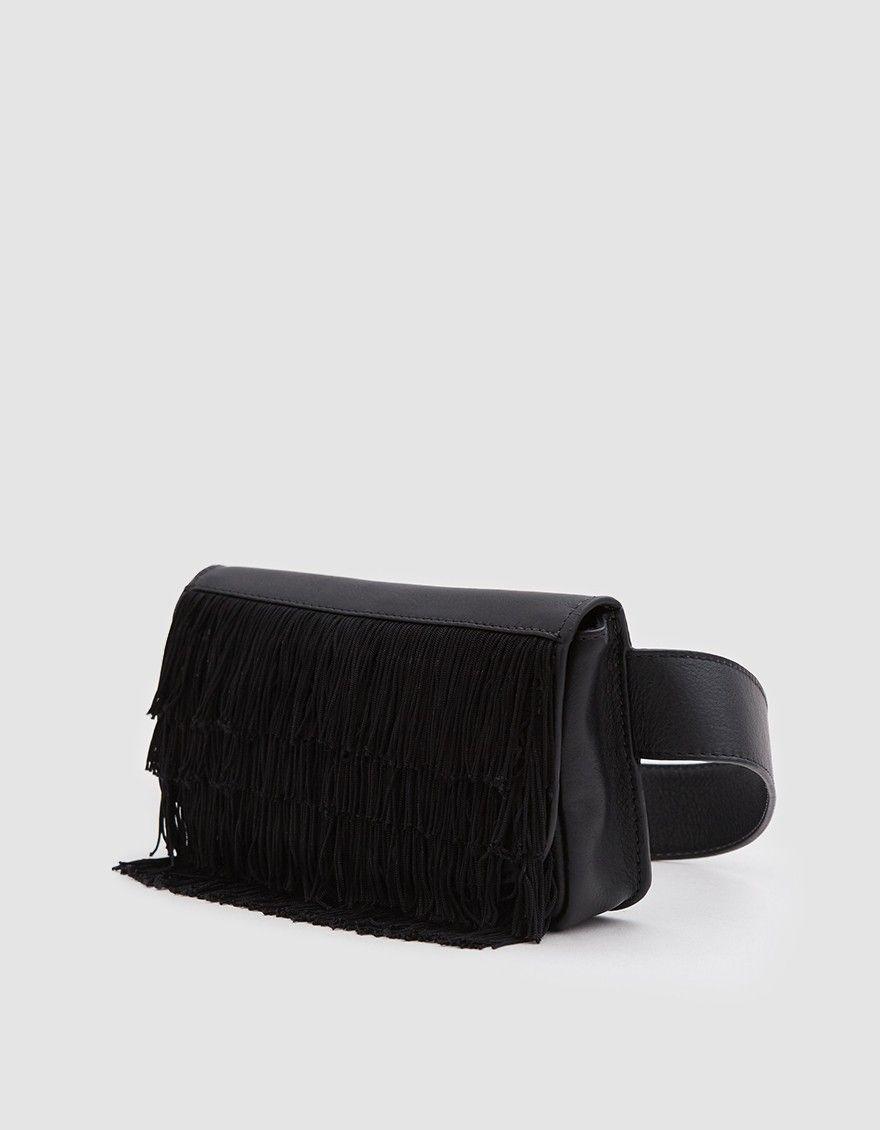 Rachel Comey   Ida Fringe Fanny Pack in 2019   Brit + Co  Belt Bags ... 92fd5b52a3