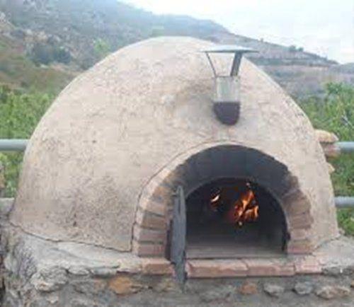 Como hacer un horno de barro cocinar con le a - Materiales para hacer un horno de lena ...