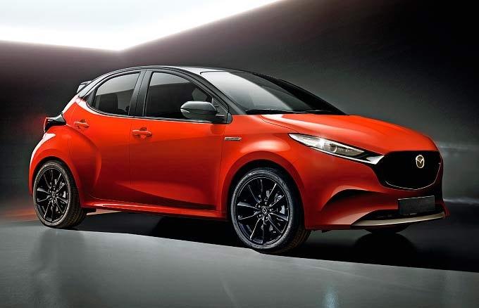 Toyota Yaris Hybrid To Be Basis For New Mazda Supermini Drivecar Yaris Mazda Toyota